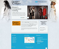 Designer Consigner - Women's Designer Clothing Consignment Shop