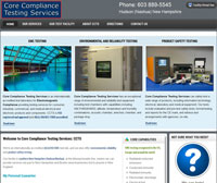 Core Compliance Testing Services of Hudson, NH