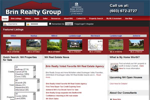 Brin Realty Main Web Site